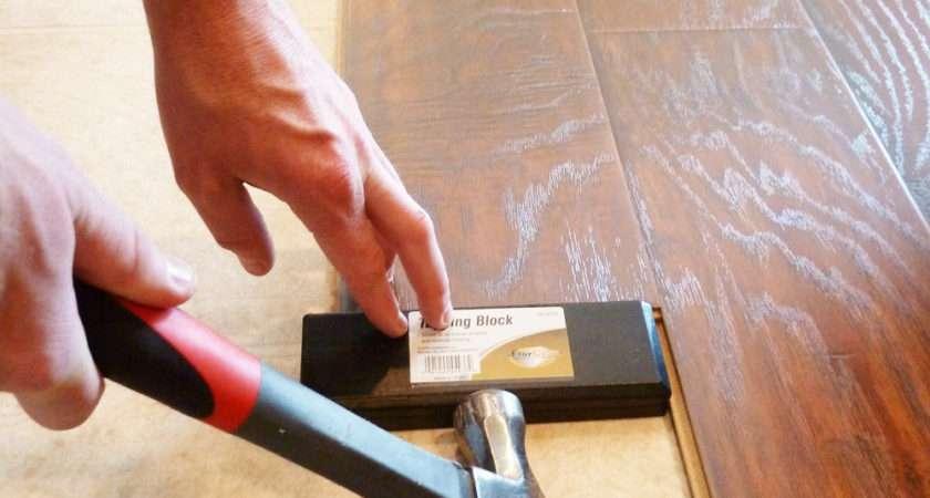 Install Floating Laminate Wood Flooring Part