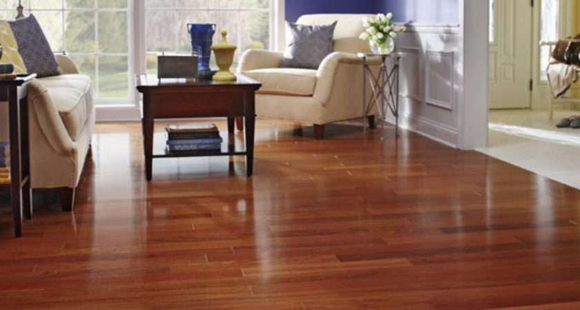 Install Solid Hardwood Floor