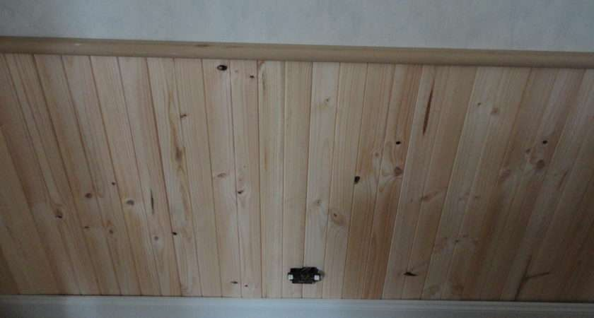 Installing Tongue Groove Panelling