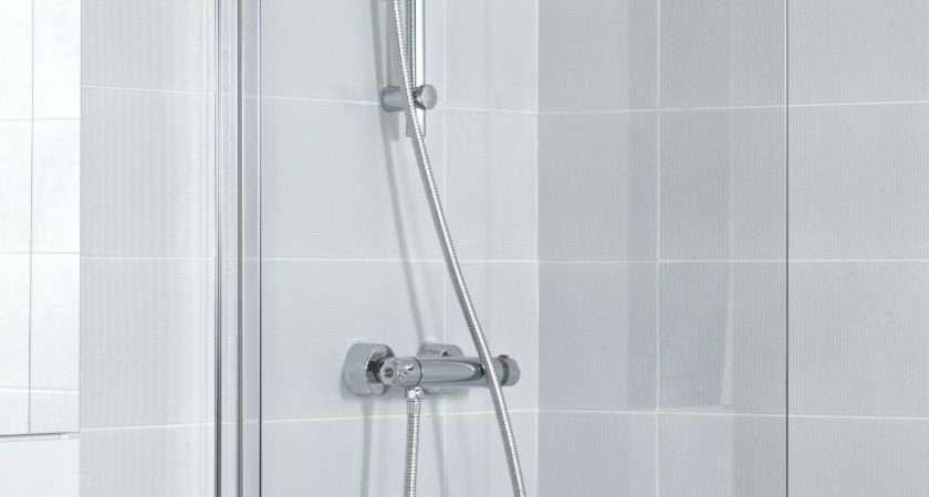 Instinct High Quality Curved Bath Shower Screen