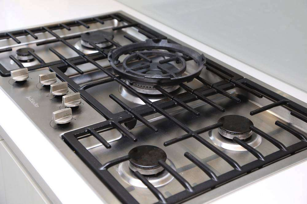 Integrated Miele Gas Hob