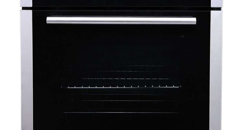 Integrated Single Oven Stainless Steel Electric