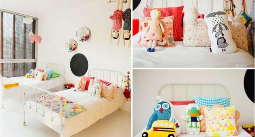Interesting Boy Girl Shared Bedroom Decorating Ideas