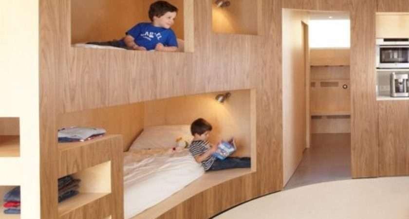 Interesting Decision Bunk Beds Children Room Ideas