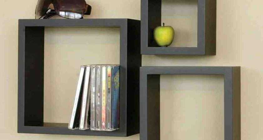 Interesting Other Parts Floating Wall Shelves