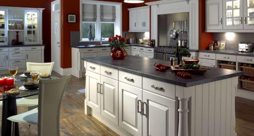 Interesting Traditional Kitchen Design White Cabinets Ideas
