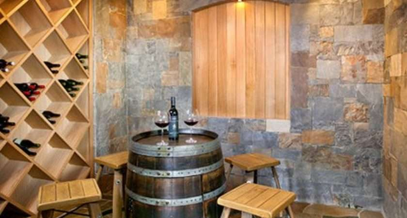 Interesting Ways Using Wine Barrels Home Cor