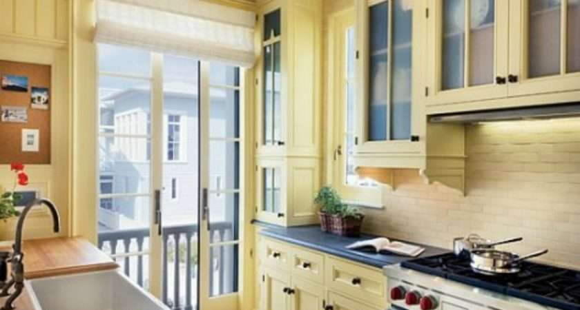 Interior Beach House Small Kitchen Design Look Designs