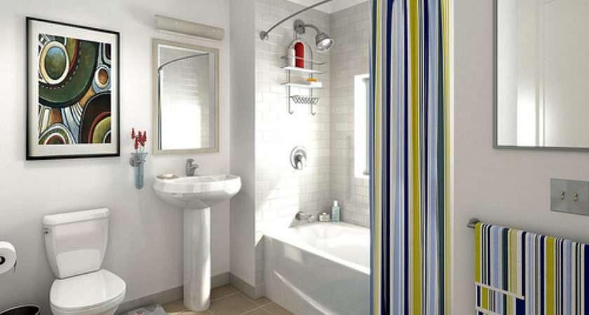 Interior Design Bathroom Small