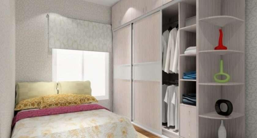 Interior Design Bedroom Wardrobe Wall