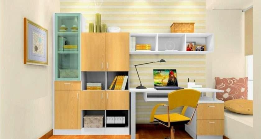 Interior Design Idea Kids Study Room House