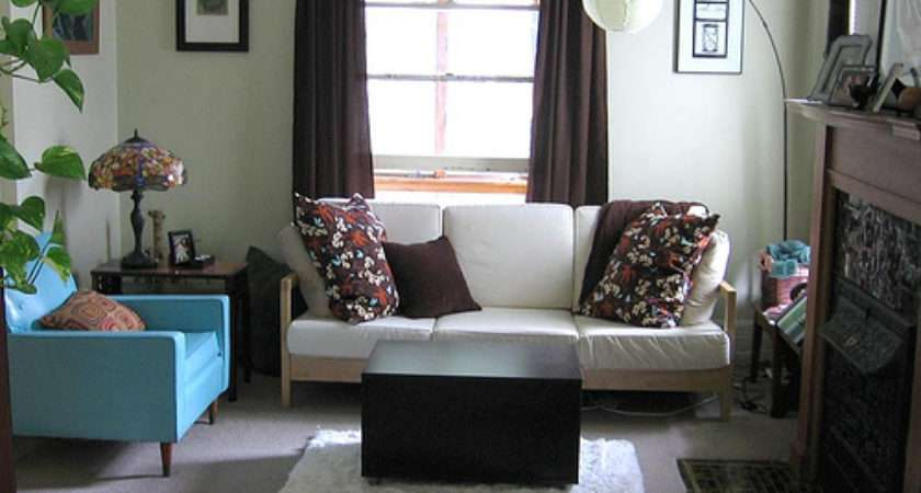 Interior Design Tips Make Small Living Rooms Look
