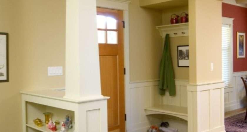 Interior Elements Craftsman Style House Plans