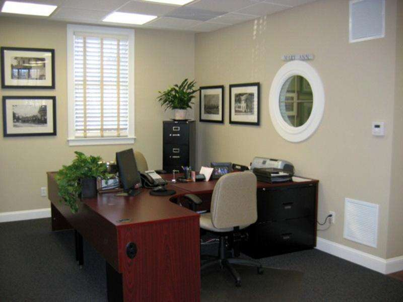 Interior Popular Home Office Paint Colors