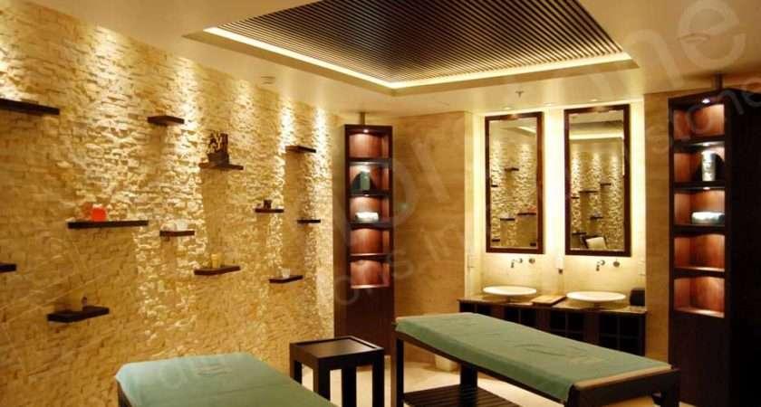 Interior Stacked Stone Veneer Wall Panels