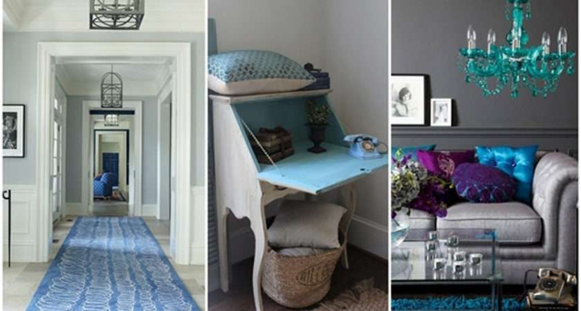 Interiors Decorating Grey Arhitektura