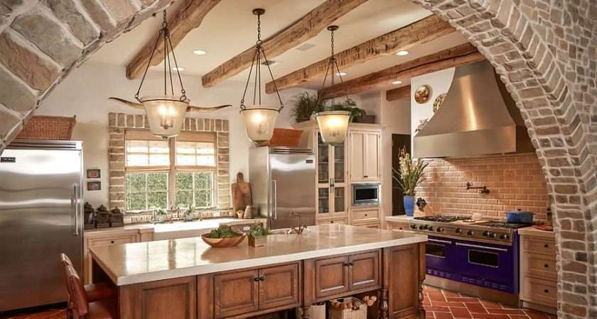 Interiors Embrace Warm Rustic Beauty