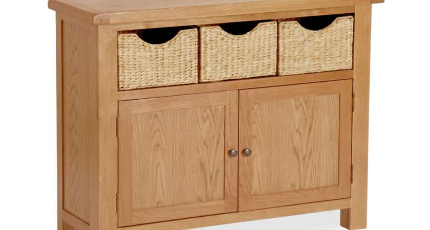 Intotal Great Baddow Sideboard Baskets Sideboards