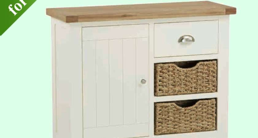 Intotal Sudbury Small Sideboard Baskets Sideboards