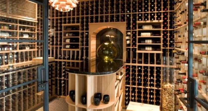 Intoxicating Design Wine Cellar Storage Ideas