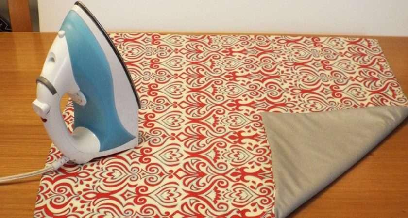 Ironing Pad Heat Resistant Board Fabric