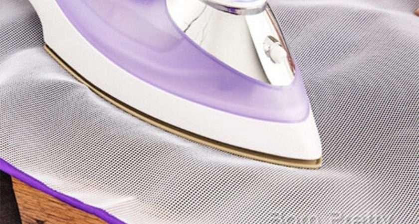Ironing Protective Pad Cloth Cover Novetly Heat