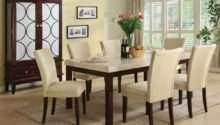 Ivory Dining Room Design Ideas Simple Elegant
