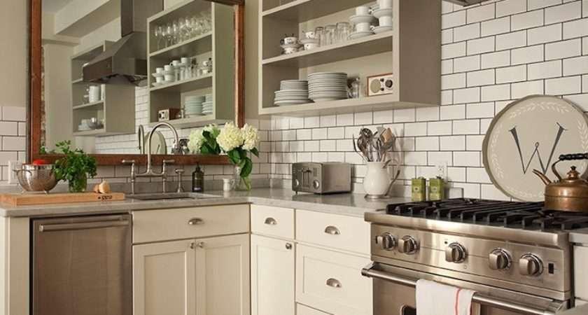 Ivory Kitchen Cabinets Cottage Jenny Wolf Interiors