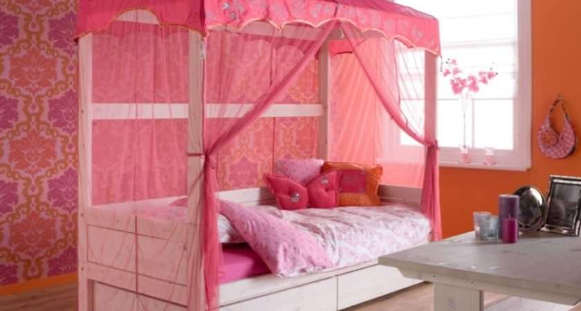 Jaipur Four Poster Bed Beds Kids Rooms