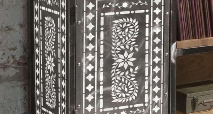 Jaipur Indian Inlay Furniture Stencil Dizzyduckdesignsuk