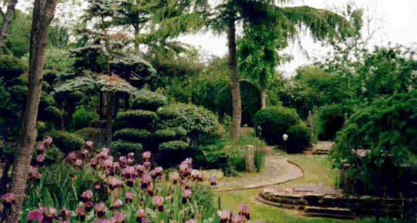Japanese Gardens Way Beauty