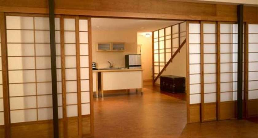 Japanese Screen Room Divider Tiny House