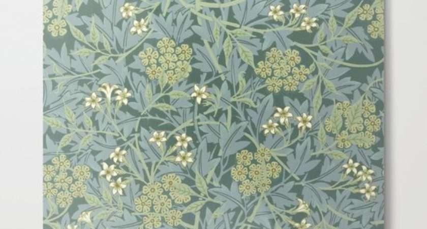 Jasmine Block Print William Morris