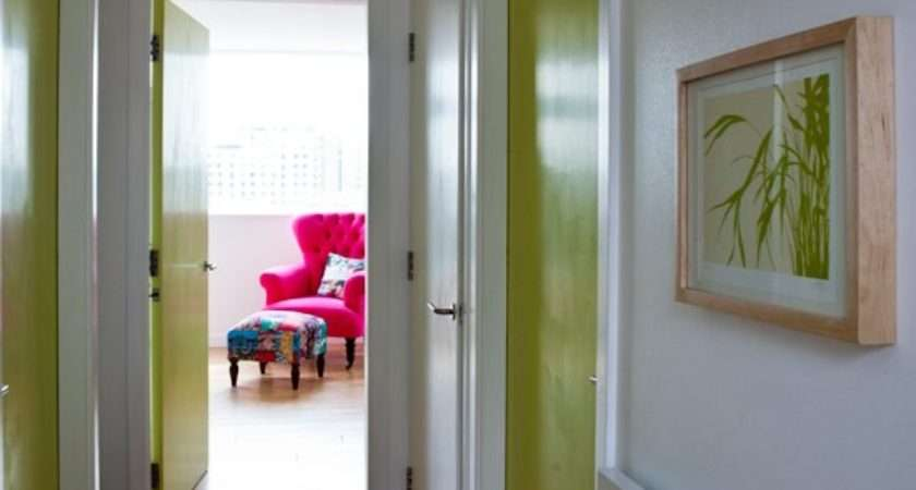 Jazz Internal Doors Hallway Decorating Ideas