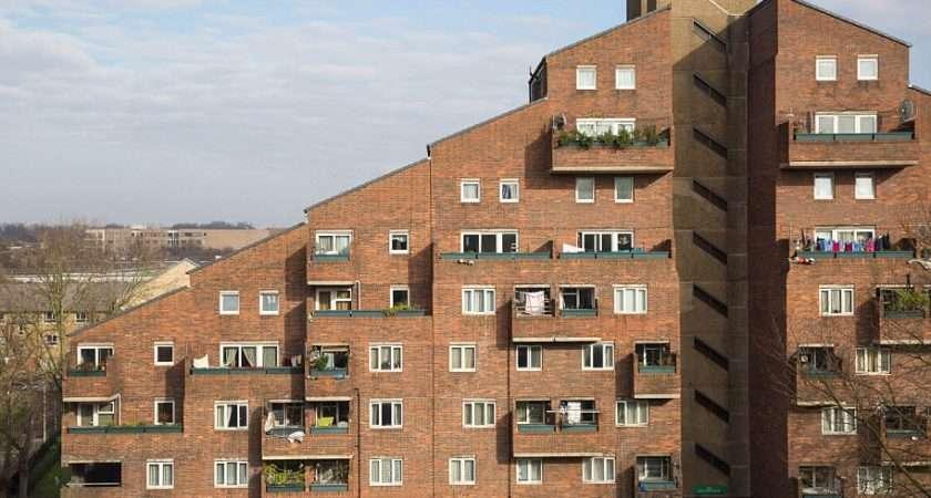 Joe Newman Photographs London Tower Blocks Estates