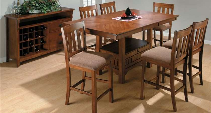 Jofran Dining Room Double Header Storage Table Base Doors