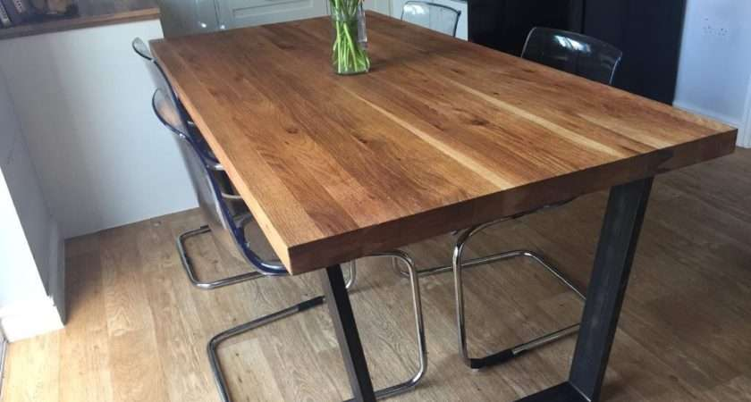 John Lewis Calia Seater Dining Table Oak