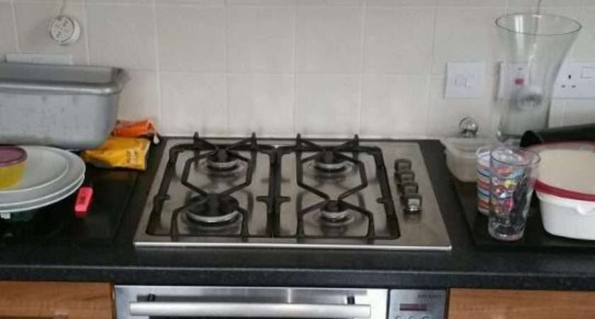 John Lewis Electric Double Oven Gas Hob Extractor
