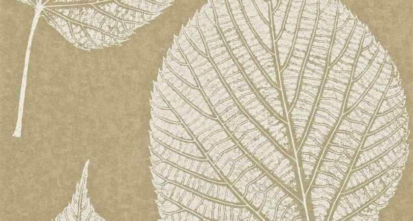 John Lewis Harlequin Momentum Volume Leaf