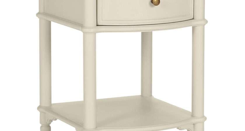 John Lewis Ivybridge Drawer Bedside Table