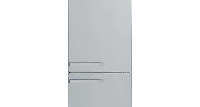 John Lewis Jlss Fridge Freezer Stainless Steel