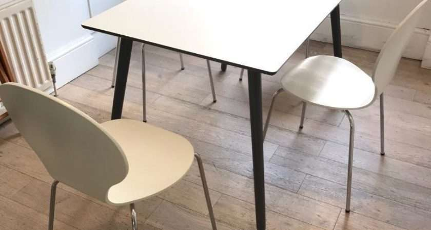John Lewis Luna Kitchen Table Matching Dining Chairs