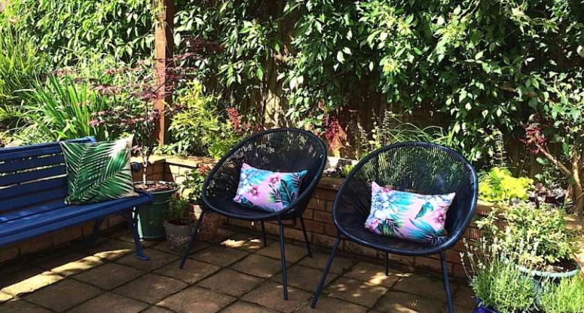 John Lewis Salsa Garden Chairs Diy Cushions