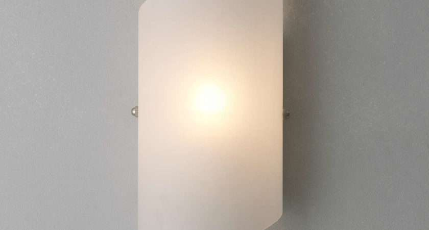 John Lewis Scroll Uplighter Wall Light