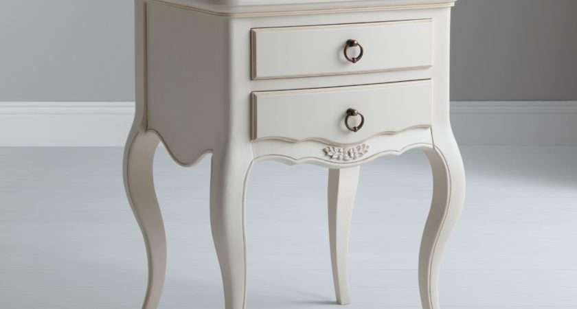 John Lewis Sophia Drawer Bedside Table Ivory Review