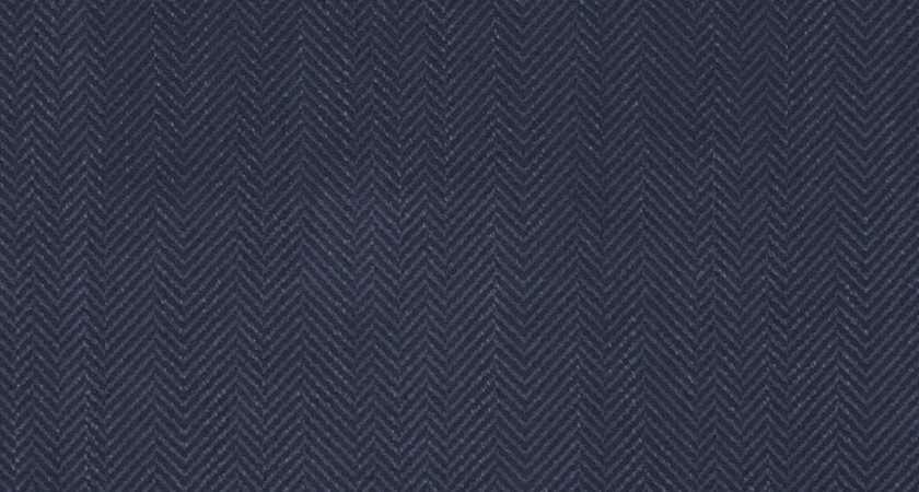 John Lewis Tyler Woven Jacquard Fabric Blue Price Band