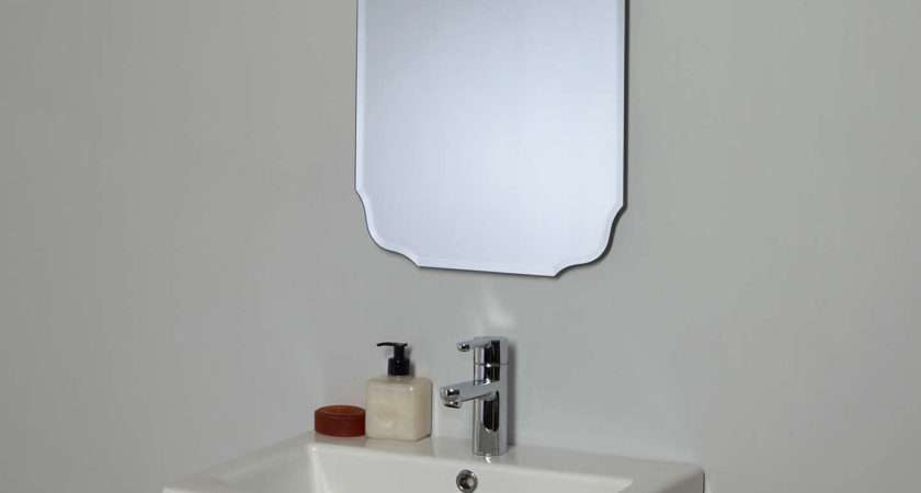 John Lewis Vintage Bathroom Wall Mirror