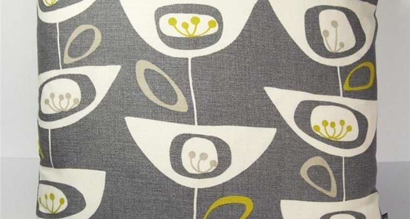 John Lewis Vintage Retro Scandinavian Print Fabric