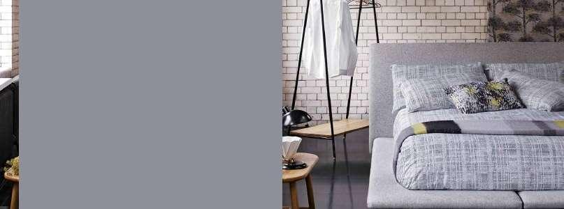 John Lewisreversible Duvet Cover Pillowcase Fitted Sheet Bed