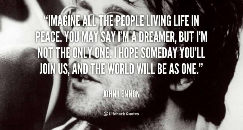 Join World One John Lennon